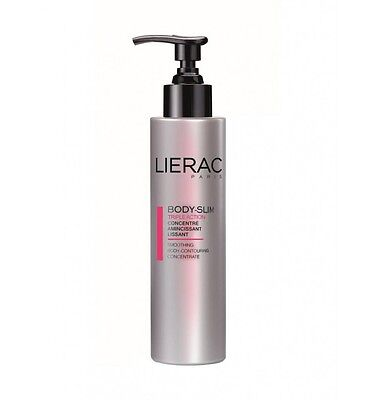 LIERAC BODY SLIM TRIPLE ACTION Concentré Amincissant Lissant 200 ML CORPS