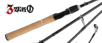 "Shimano 3Zero Spin Rod 702UL  7'0"" 1-4kg 2Pc Bream Bass CLEARANCE WAS $249 NEW"