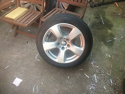 BMW X5 wheels and tyres