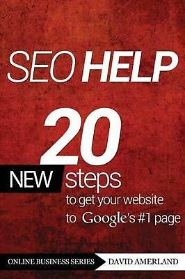 Seo Help: 20 New Search Engine Optimization Steps to Get Your Website to Google'