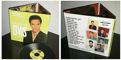 Elvis Collectors CD - Great Moments With Elvis - Free shipping WorldWide
