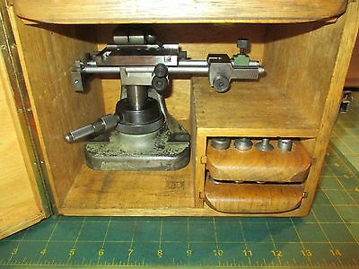 Machinist Tools * Drilling Jig * Swiss * Reglus