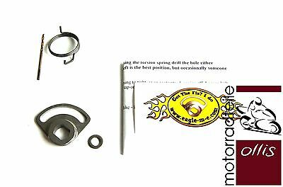 eagle mike doohickey basic lever + torsion spring Kawasaki KLR 650 A/B/C -87-07