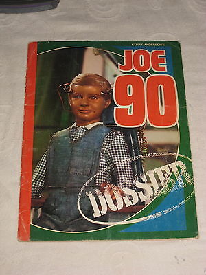 Gerry Anderson's Joe 90 Dossier - 1969 Century 21 Publishing Ltd