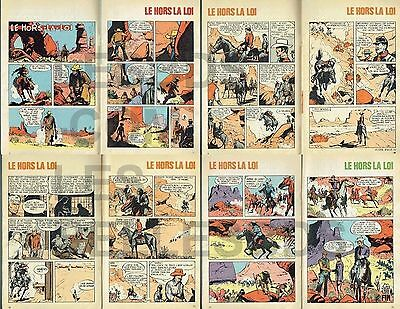 Doc/Clipping (Ref Atot 04) 1966 : Histoire complète en Bd GIR/GIRAUD 9pages TBE