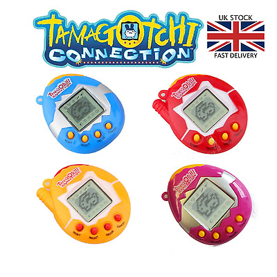Tamagotchi Connection Virtual Cyber Pet Retro Toy 90s Nostalgic Novelty 49 in 1