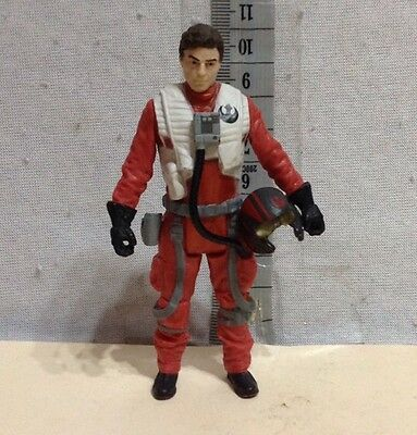 figura star wars the force awakens,poe dameron