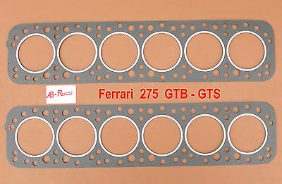 Ferrari  250 Gt, Gte,   Joints De Culasse,  Head Gaskets Set