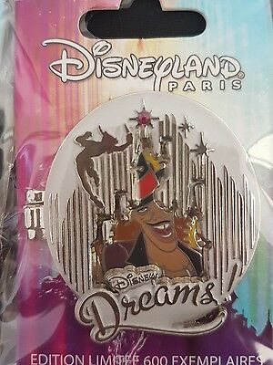 Pins Disneyland paris event disney dreams facilier locket LE600