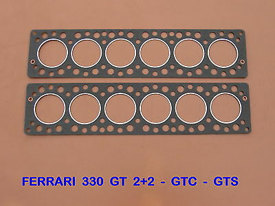 Ferrari 330 Gt Gts Gtc Joints De Culasses, Head Gaskets Set , Zyl-Kopf Dichtung
