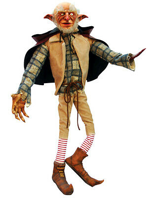 Rumpelstiltskin Halloween Party Prop With Cackle 65Cm Latex & Fabric