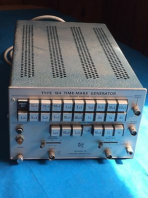 Tektronix 184 Time Mark Generator. Calibration Equipment