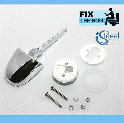 SOTTINI TOSCANA WC toilet cistern lever Quality Replacement with Fulcrum fixing