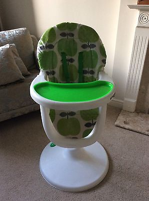 Cossato 3Sixti Hapi Apples High Chair/Baby Seat Ex cond