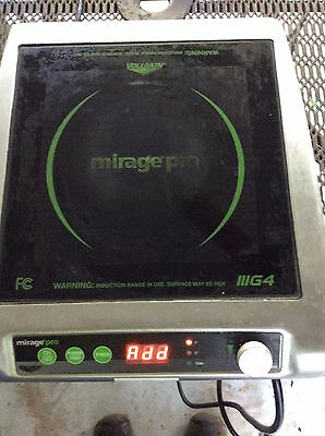 Vollrath Induction stove Mirage Pro