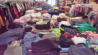 Wholesale Lot of Clothing