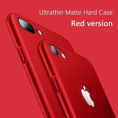 New Luxury Ultra Thin Slim Hard Back Matte Case Cover For Apple iPhone 7 Plus
