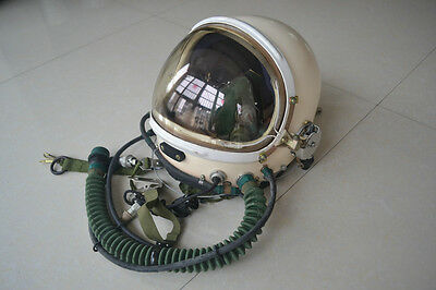 Retired Air Force Astronaut Outer Space Flight Helmet