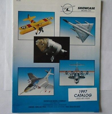 Showcase Models Catalog '94/'95-'97 4th Edition Of All Transportation