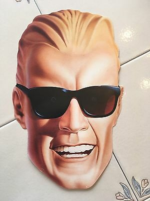 Vintage Max Headroom Mask