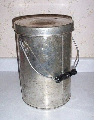 Vintage Dairy Farmers 3/4 Shotgun Can Or Pail, Very Good