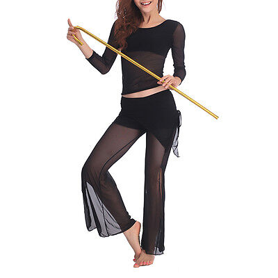 BellyLady Belly Dance Cane Dance Stick Gold Silver Dancing Accessory, Gift Idea