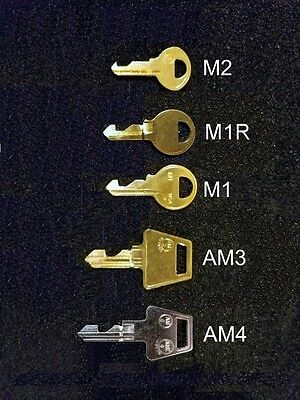"""Lock Jammer"" Padlock Set of 5, KILLER KEY,Locksmith,Security,Police, IMOBILIZER"