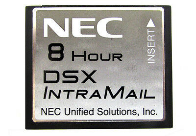NEC-1091060 VM DSX IntraMail 2 Port 8 Hour New
