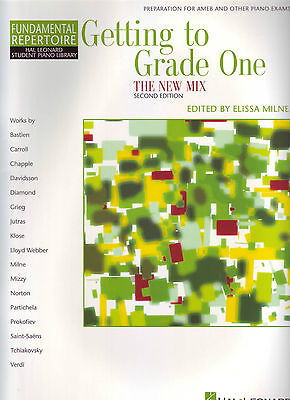 Getting to Grade One - The New Mix - 2nd Edition - Elissa Milne (Bk only) AP1003