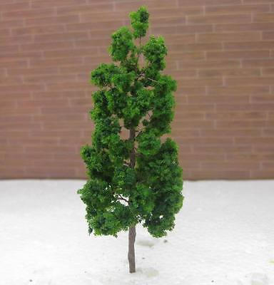 20pcs Realistic 90mm HO TT Gauge Model Train Wire Trees Sent In Box W/Tracking
