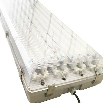 Ultra Lamp T5 High Bay 224W Model ECO-T5 Fluro Fluorescent Light Industrial