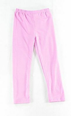 Pippa & Julie NEW Pink Girl's Size 6x Stretch Marled Legging Pants - 005