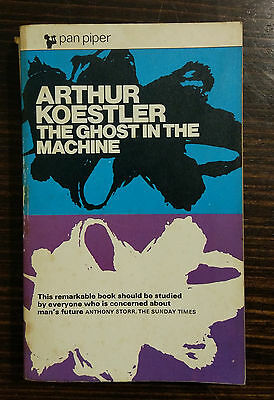 The Ghost in the Machine by Arthur Koestler Paperback Book (English) 1967