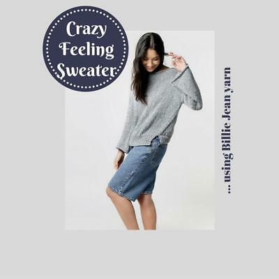 Crazy Feeling Sweater