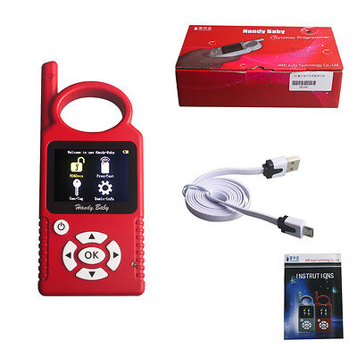 V8.2.1 Handy Baby Hand-held Auto Programmierer Tool for 4D/46/48 Chips