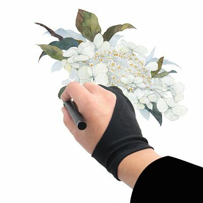 Artist Drawing Glove Free Size for Graphic Tablet Marker Pen Pencil Art Sketch
