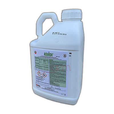 Asulox 5L Bracken And Fern Killer Only Chemical That Does Not Kill Grass Too