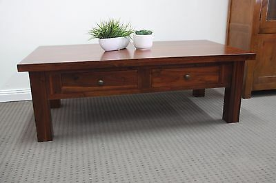 Windsor Coffee Table Brand New Hardwood Timber Solid Furniture