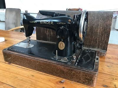 Singer sewing machine - missing foot pedal