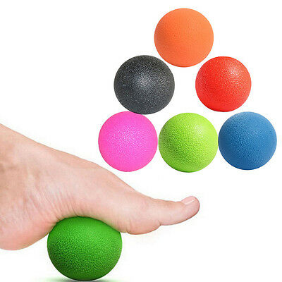 1PC Lacrosse Ball Mobility Muscle Body Point Tired Relieve Massage Ball Massager
