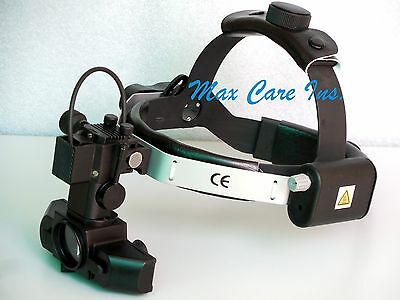 Wireless Indirect Ophthalmoscope With Full Accessories