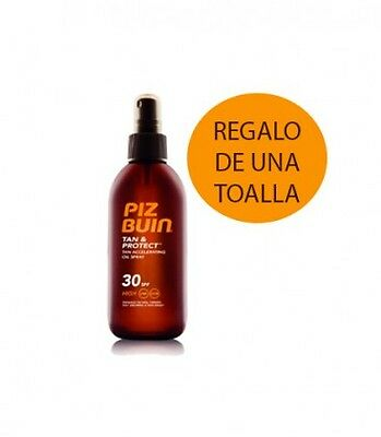 Piz Buin Tan & Protect Spf30 Aceite Spray 150Ml