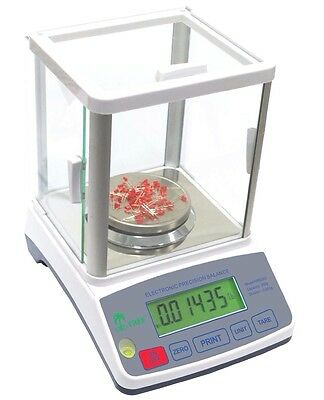 1000g / 0.01g Analytical Lab Balance Hrb1002 Electronic Mass Density Incl Vat