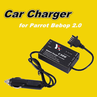 2A Battery Car Balance Charger for Parrot Bebop 2 High Speed Balance Module