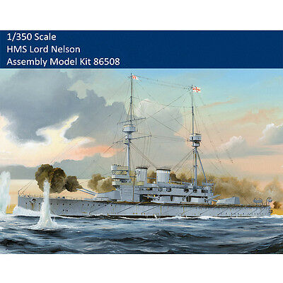 HobbyBoss 86508 1/350 Scale HMS Lord Nelson Battleship Assembly Model Kits