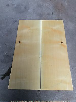 Otways Satin Box Guitar Back And Sides . Luthier #659