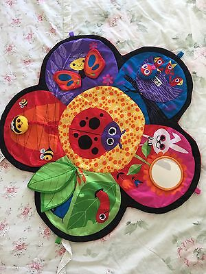 Baby Activity Mat - Spin And Explore