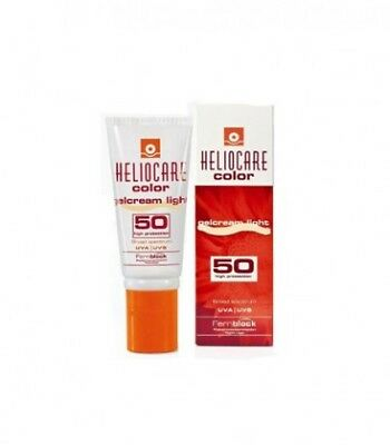Heliocare Spf50 Gel Crema Color Light 50 Ml