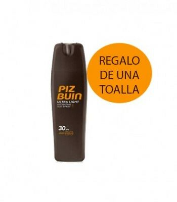 Piz Buin Ultra Light Spf30 Spray 200Ml