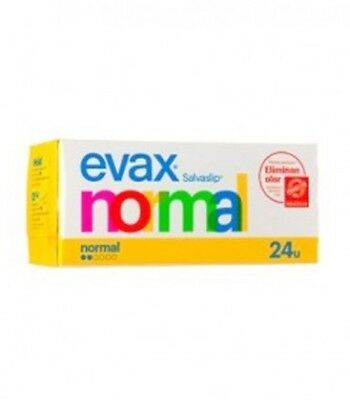 Evax Salvaslip Cottonlike Normal 24 Uds